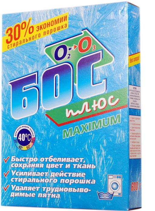 БОС+МАХ 600г 1/30